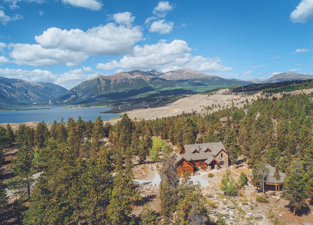 Twin Lakes View
