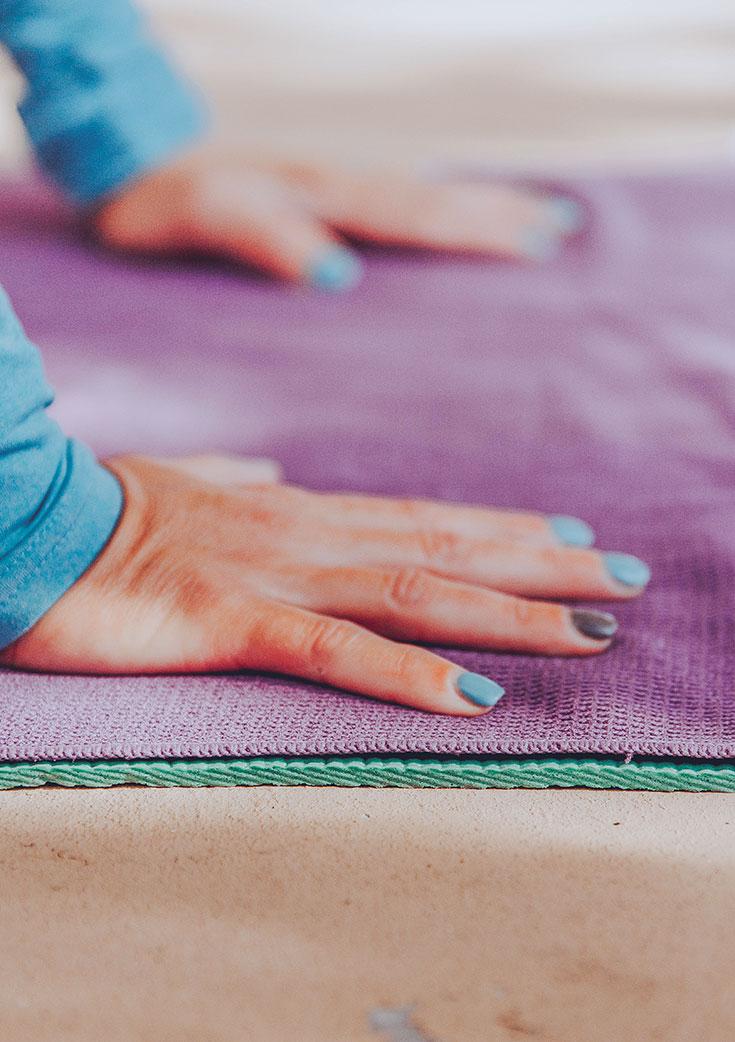 Yoga Mats, Etc.
